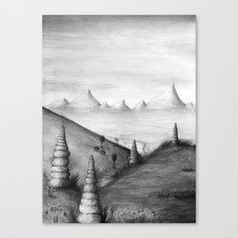 Bhutan Canvas Print