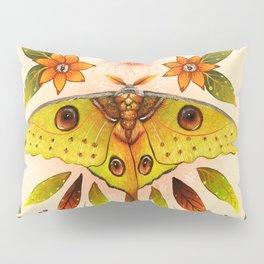 Moth Wings IV Pillow Sham