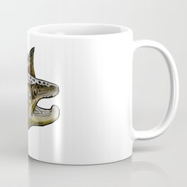 Killer Brown trout Coffee Mug