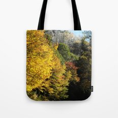 Down this road Tote Bag
