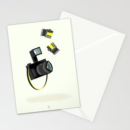 Camera & Film Stationery Cards