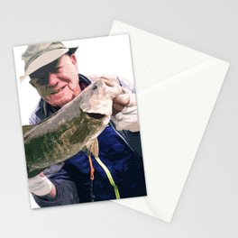 All The Best For Lefty Kreh Stationery Cards
