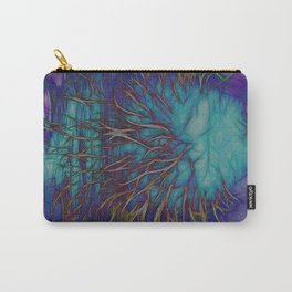 Banksia Grandis Abstract Carry-All Pouch