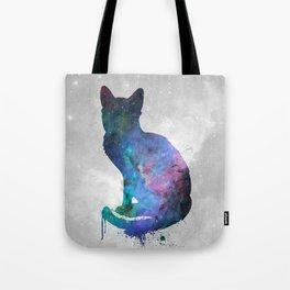 Galaxy Series (Cat) Tote Bag