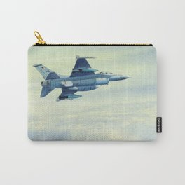 F-16 Fighting Falcon Aircraft Carry-All Pouch