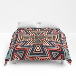 Try Angles Comforters