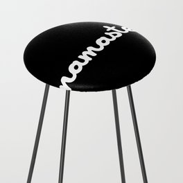 Namaste (Brush) Counter Stool