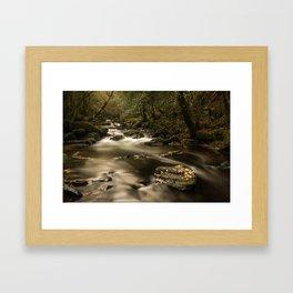 Catholes River Framed Art Print