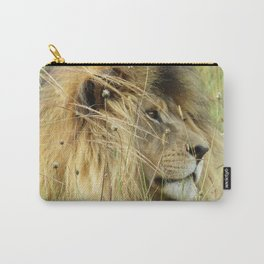 Leo Panthera African lion Carry-All Pouch