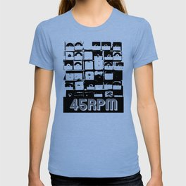 45 RPM Vinyl Record Shack T-shirt
