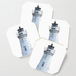 Lighthouse Illustration Coaster