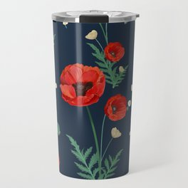 Blight Flower Travel Mug