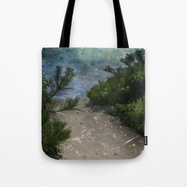 Rising Obscurity Tote Bag