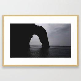 Durdle Door Dorset, England United Kingdom Framed Art Print