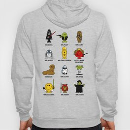 Mr. and Little Miss SW Hoody