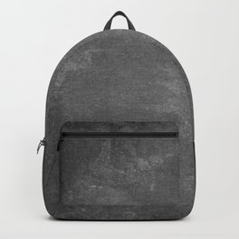 Rustic Chalkboard Background Texture Backpack