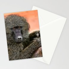 I Told You To Wash Behind Your Ears! Stationery Cards