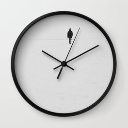 Wilderness.  Wall Clock