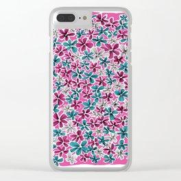 Suzie Clear iPhone Case