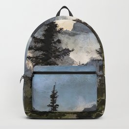 The Three Sisters - Canadian Rocky Mountains Backpack