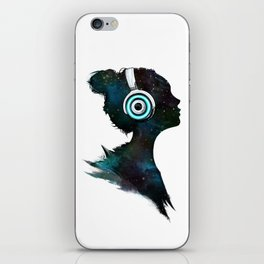 Lost In Space (Clean) iPhone Skin