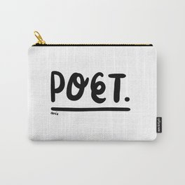 rendez-vous at the poetry section. Carry-All Pouch