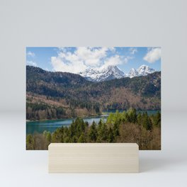 Bavaria Mini Art Print