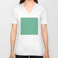moroccan V-neck T-shirts featuring Moroccan XVI by Mr and Mrs Quirynen
