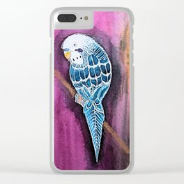 Pretty Bird Clear iPhone Case
