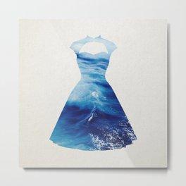 Garment 1 Metal Print