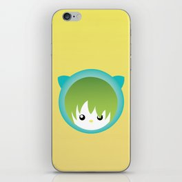 miew iPhone Skin