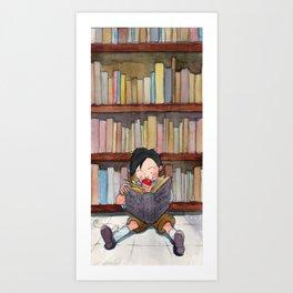 Quiet Time Art Print