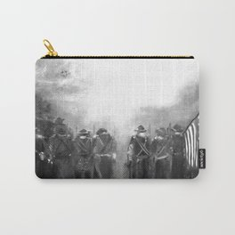 Gettysburg Anniversary of 150 Years Carry-All Pouch