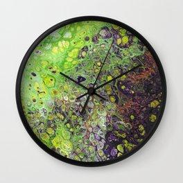 Limeade Wall Clock
