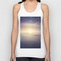 pocket fuel Tank Tops featuring Fuel by HappyMelvin