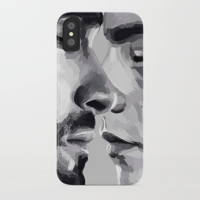 sterek iPhone Case