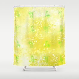 Have Some Lemonade Shower Curtain