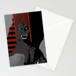 The Return of Godzilla Stationery Cards