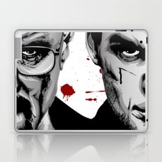 Dexter Morgan Vs Walter White Laptop & iPad Skin