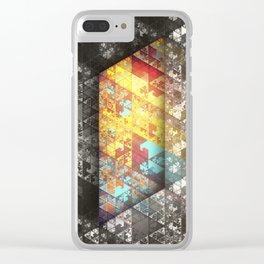 Mosaic 1.3 Clear iPhone Case