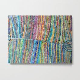 Colours parade Metal Print