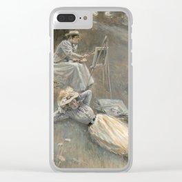 Selma Clear iPhone Case