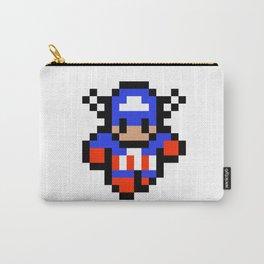 Captain Pixel Carry-All Pouch