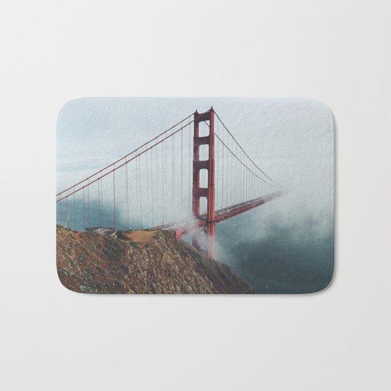 California Bridge photo Bath Mat