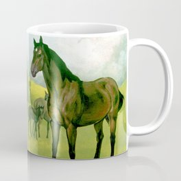 Sound Reason (CAN) - Thoroughbred Stallion Coffee Mug