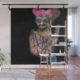 High Five black by Kari Anne Marstein Wall Mural
