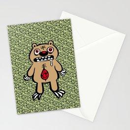 ZOMBEAR Stationery Cards