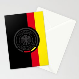 GERMAN Football Association Stationery Cards