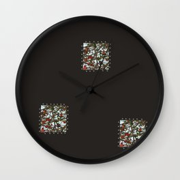 Patched Wall Clock