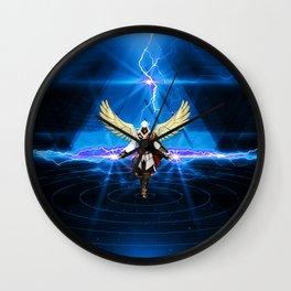 CREED ASSASSINS -  FLY Wall Clock